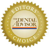 Seal-Tight is a Editor Choice of the Dental Advisor