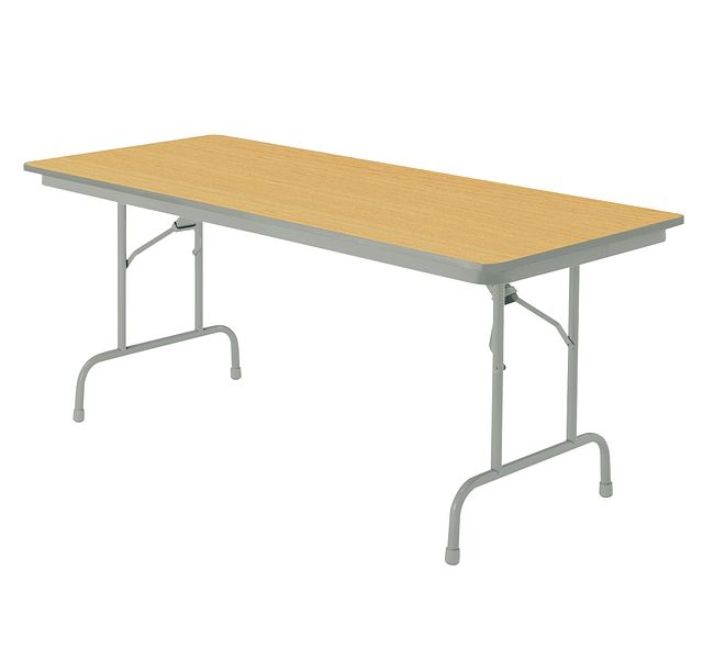 Heritage Folding Table rect