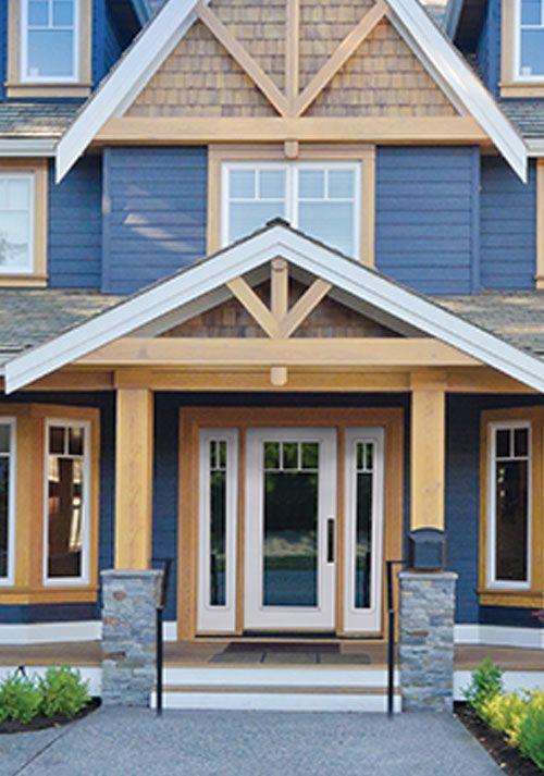 best front doors Masonite Craftsman