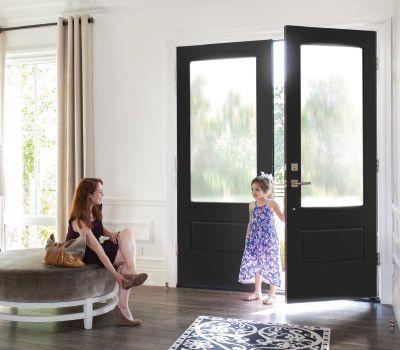 Masonite VistaGrande Exterior Doors create a better living environment