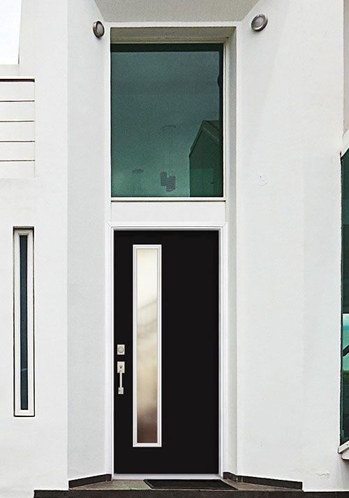 best front doors Masonite modern
