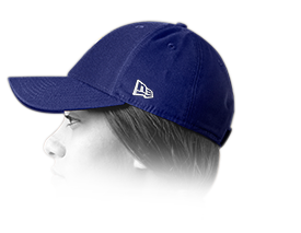 New Era Cap Women's 9FORTY Adjustable Hats | Left