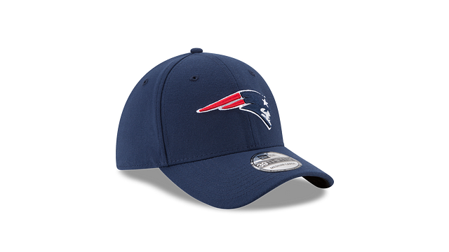 KIDS NEW ENGLAND PATRIOTS TEAM CLASSIC 39THIRTY STRETCH FIT