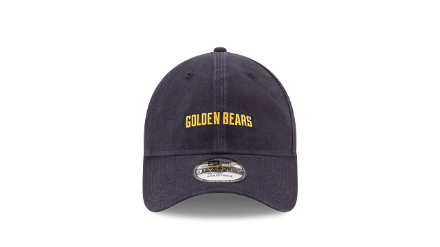 CALIFORNIA GOLDEN BEARS SOLID TEAM HIT 9TWENTY ADJUSTABLE