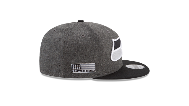 SEATTLE SEAHAWKS CRAFTED IN THE USA - BLACK 9FIFTY SNAPBACK