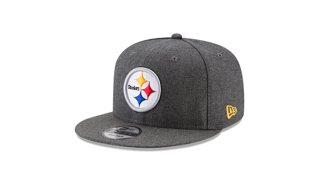 PITTSBURGH STEELERS CRAFTED IN THE USA 9FIFTY SNAPBACK