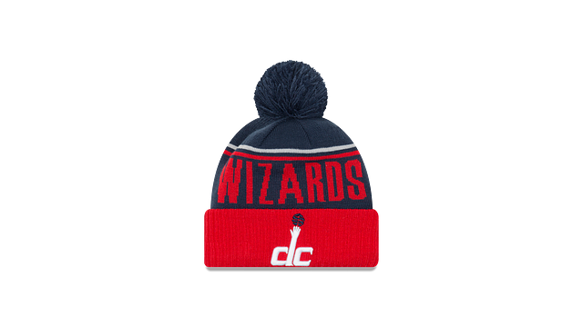 WASHINGTON WIZARDS JUMBO CHEER KNIT Front view