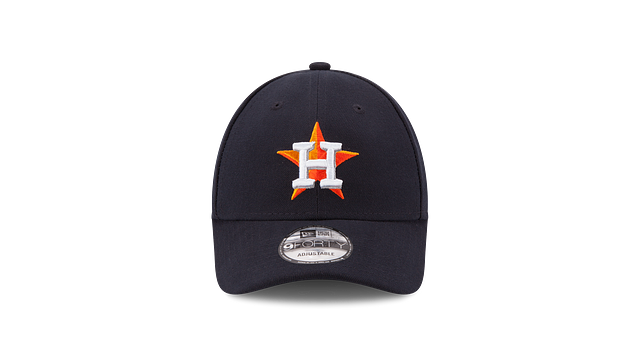 HOUSTON ASTROS POSTSEASON SIDE PATCH 9FORTY ADJUSTABLE