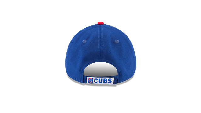 CHICAGO CUBS DIVISION CHAMPIONS SIDE PATCH 9FORTY ADJUSTABLE