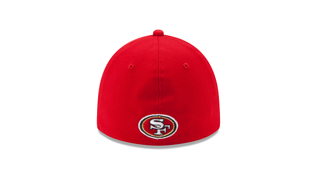 SAN FRANCISCO 49ERS TEAM CLASSIC 39THIRTY STRETCH FIT
