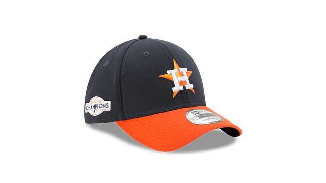 HOUSTON ASTROS DIVISION CHAMPIONS SIDE PATCH 39THIRTY STRETCH FIT