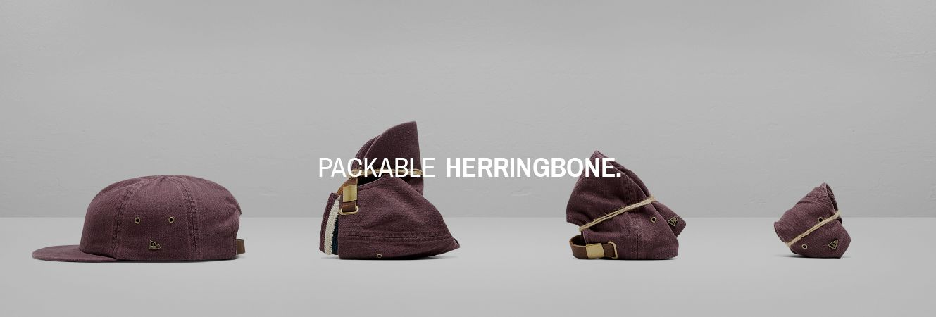 Packable Herringbone