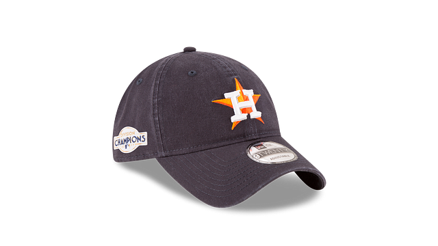HOUSTON ASTROS DIVISION CHAMPIONS SIDE PATCH 9TWENTY ADJUSTABLE