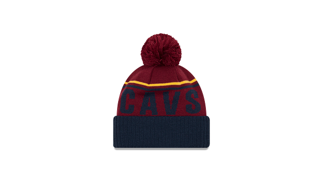 CLEVELAND CAVALIERS JUMBO CHEER KNIT Rear view