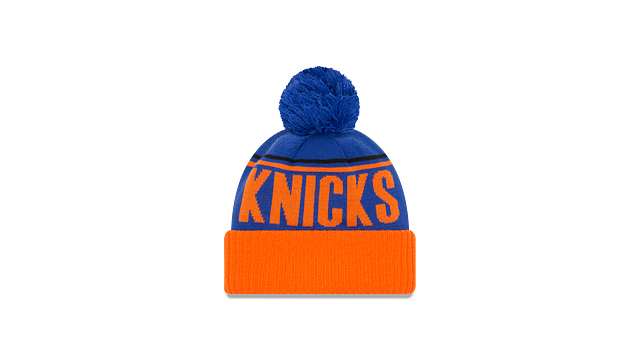NEW YORK KNICKS JUMBO CHEER KNIT Rear view