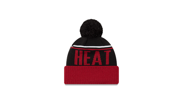MIAMI HEAT JUMBO CHEER KNIT Rear view