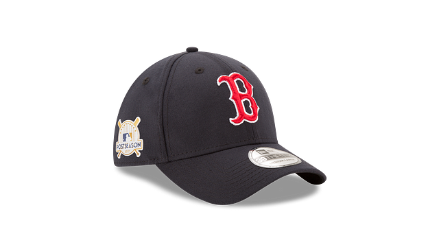 BOSTON RED SOX POSTSEASON SIDE PATCH 39THIRTY STRETCH FIT