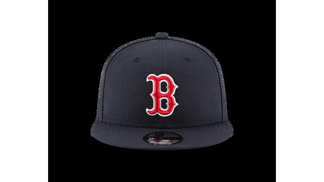 BOSTON RED SOX POSTSEASON SIDE PATCH 9FIFTY SNAPBACK