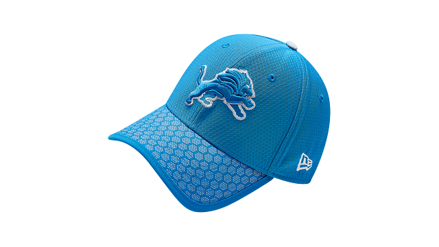DETROIT LIONS OFFICIAL SIDELINE 39THIRTY STRETCH FIT