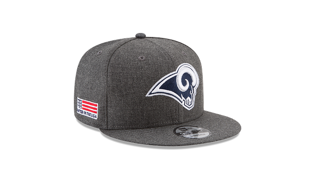 LOS ANGELES RAMS CRAFTED IN THE USA 9FIFTY SNAPBACK