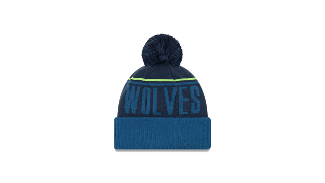MINNESOTA TIMBERWOLVES JUMBO CHEER KNIT Rear view