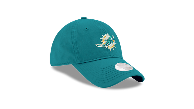 WOMENS MIAMI DOLPHINS PREFERRED PICK 9TWENTY ADJUSTABLE