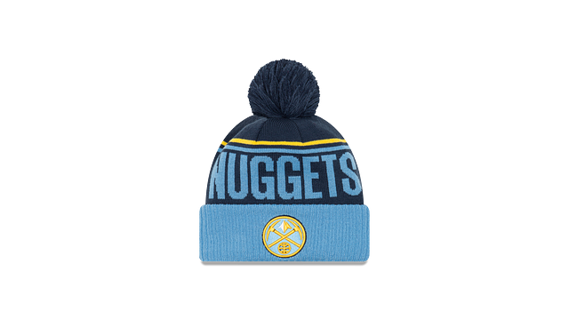 DENVER NUGGETS JUMBO CHEER KNIT Front view