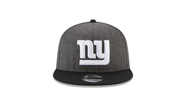 NEW YORK GIANTS CRAFTED IN THE USA - BLACK 9FIFTY SNAPBACK