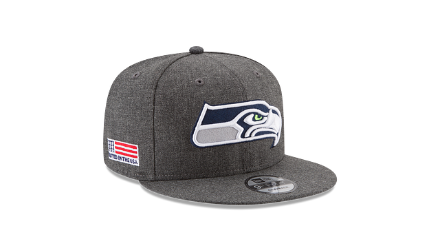 SEATTLE SEAHAWKS CRAFTED IN THE USA 9FIFTY SNAPBACK
