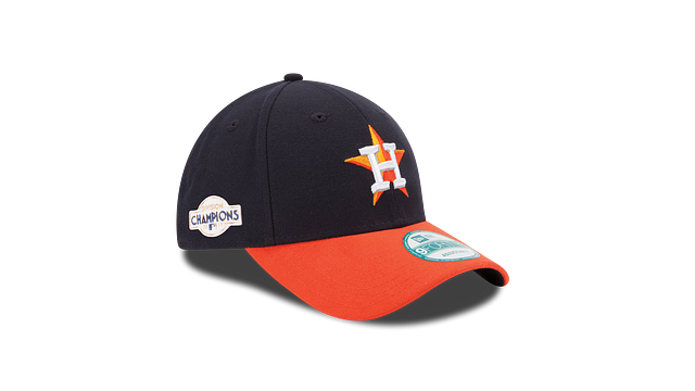 HOUSTON ASTROS DIVISION CHAMPIONS SIDE PATCH 9FORTY ADJUSTABLE
