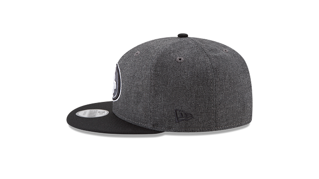 SAN FRANCISCO 49ERS CRAFTED IN THE USA - BLACK 9FIFTY SNAPBACK