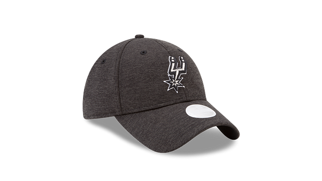 WOMENS SAN ANTONIO SPURS SHADOW SLEEK 9TWENTY ADJUSTABLE