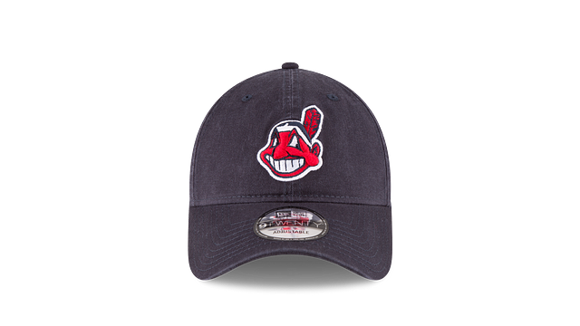 CLEVELAND INDIANS DIVISION CHAMPIONS SIDE PATCH 9TWENTY ADJUSTABLE