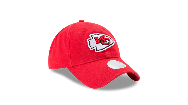 WOMENS KANSAS CITY CHIEFS PREFERRED PICK 9TWENTY ADJUSTABLE