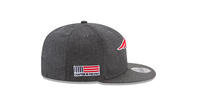 NEW ENGLAND PATRIOTS CRAFTED IN THE USA 9FIFTY SNAPBACK
