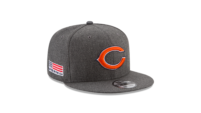 CHICAGO BEARS CRAFTED IN THE USA 9FIFTY SNAPBACK