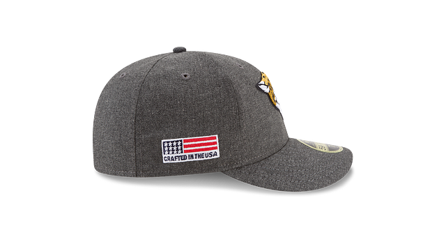 JACKSONVILLE JAGUARS CRAFTED IN THE USA LOW PROFILE 59FIFTY FITTED