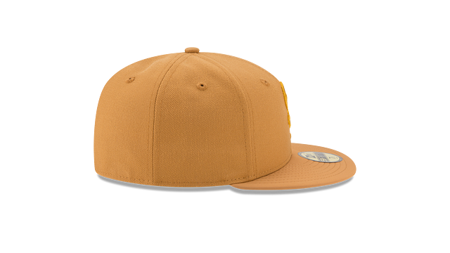 CHICAGO WHITE SOX TAN NUBUCK 59FIFTY FITTED