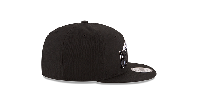 DENVER NUGGETS BASIC BLACK 9FIFTY SNAPBACK