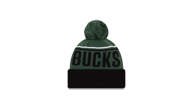 MILWAUKEE BUCKS JUMBO CHEER KNIT Rear view