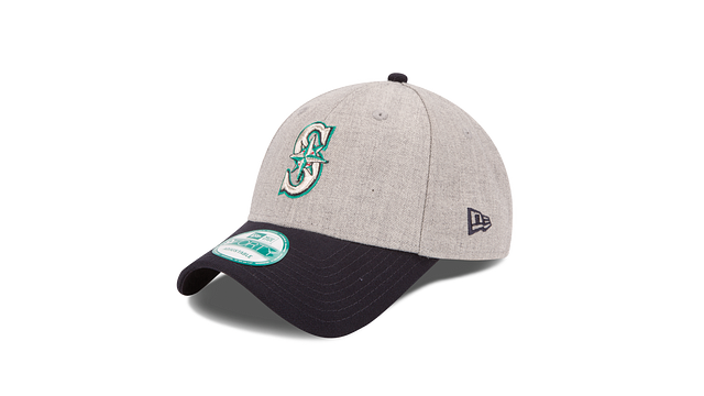 SEATTLE MARINERS HEATHER 9FORTY ADJUSTABLE