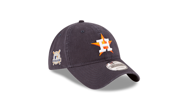 HOUSTON ASTROS POSTSEASON SIDE PATCH 9TWENTY ADJUSTABLE