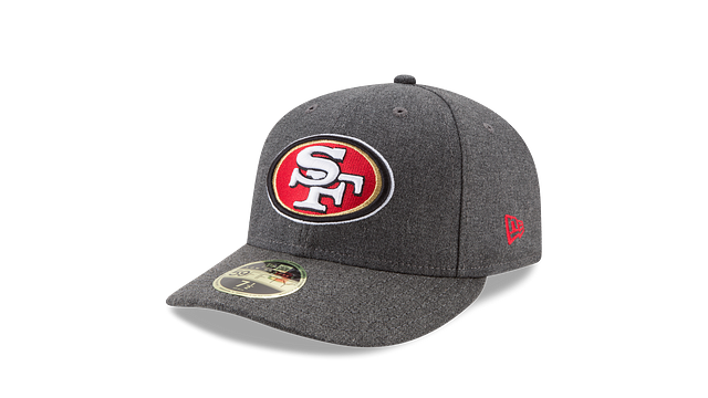 SAN FRANCISCO 49ERS CRAFTED IN THE USA LOW PROFILE 59FIFTY FITTED