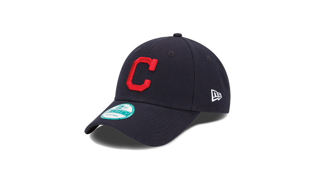 CLEVELAND INDIANS POSTSEASON SIDE PATCH 9FORTY ADJUSTABLE