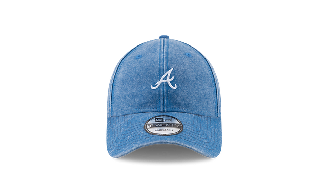 ATLANTA BRAVES RUGGED MINI 9TWENTY ADJUSTABLE