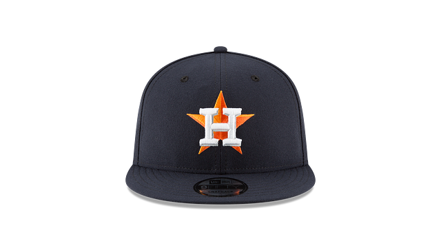 HOUSTON ASTROS POSTSEASON SIDE PATCH 9FIFTY SNAPBACK