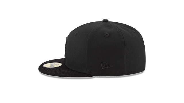 BOSTON RED SOX BLACK NUBUCK 59FIFTY FITTED