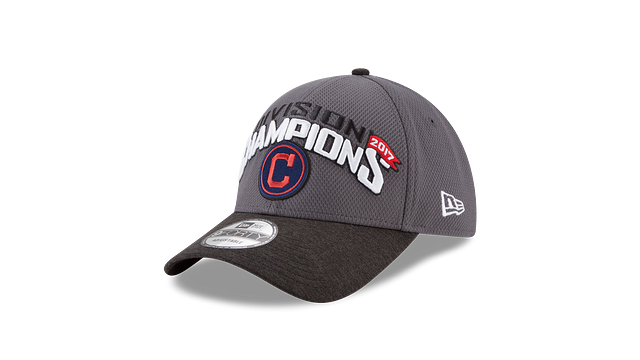 CLEVELAND INDIANS DIVISION CHAMPIONS 9FORTY ADJUSTABLE