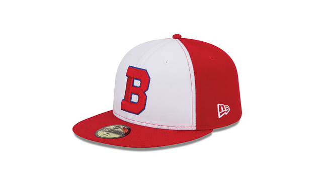 BUFFALO BISONS AUTHENTIC COLLECTION 59FIFTY FITTED