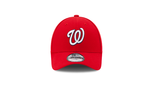 WASHINGTON NATIONALS POSTSEASON SIDE PATCH 9FORTY ADJUSTABLE